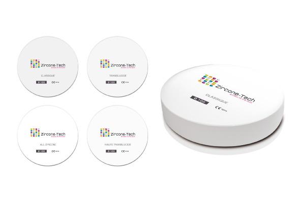 Ambiance produits Zircone-Tech