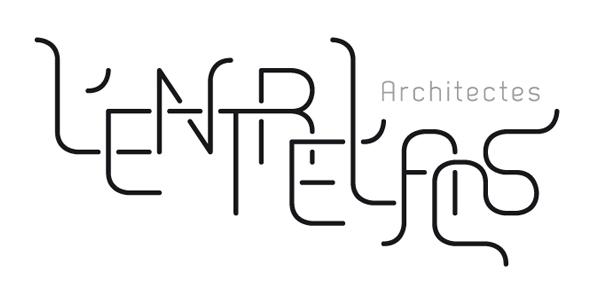 Logotype - L'entrelacs