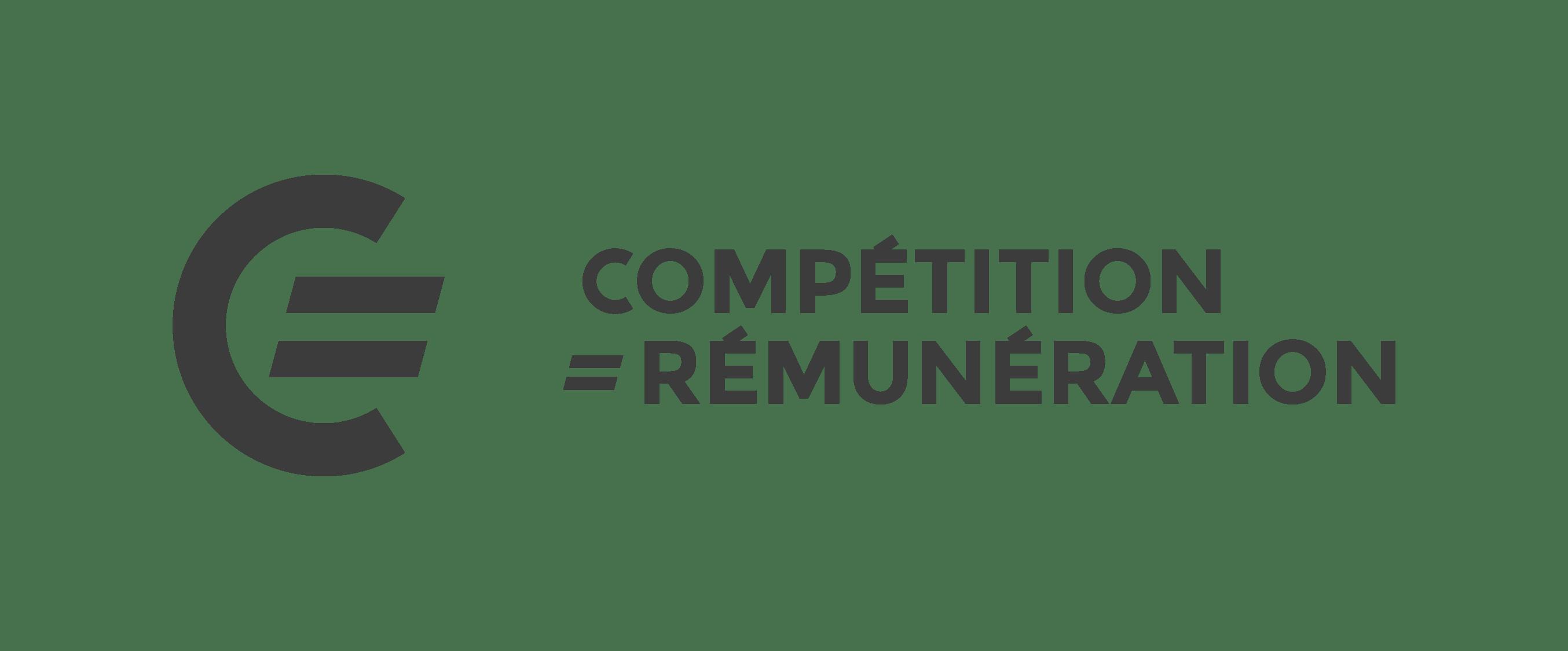 compétition = rémunération