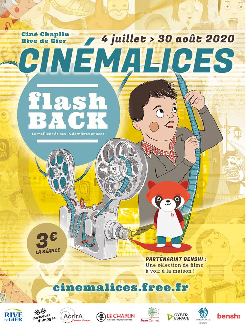 Affiche 2020 - Cinémalices - niaksniaks