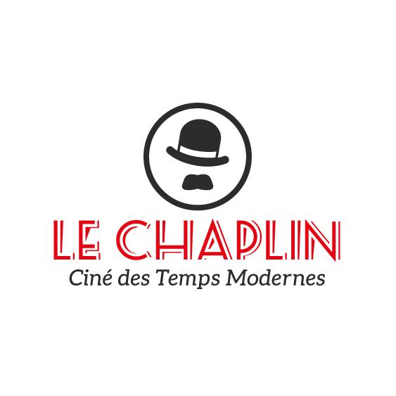 logotype du ciné Chaplin de Rive de Gier